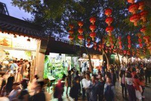 Nanluoguxiang Street, Hutong, Beijing